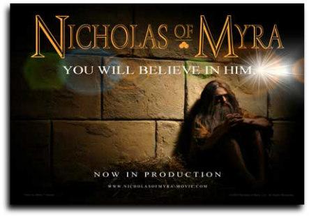 Nicholas of Myra poster