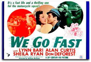 We Go Fast lobby card