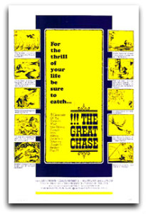 The Great Chase poster