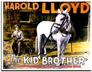 Lobby - The Kid Brother