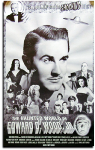 Poster - Haunted World of Ed Wood