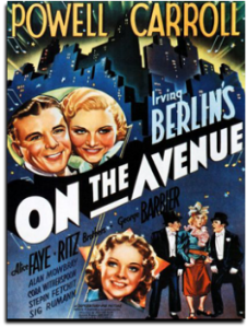 Poster - On the Avenue