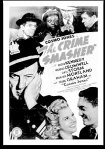 Poster - The Crime Smasher
