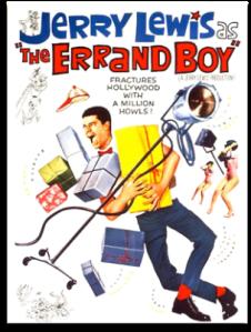 Poster - The Errand Boy