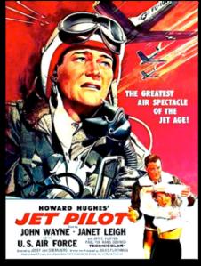 Poster - Jet Pilot