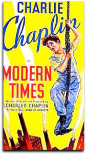 Poster - Modern Times