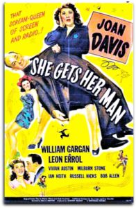 Poster - She Gets Her Man