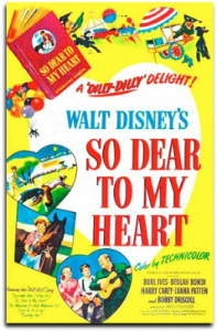 Poster - So Dear to My Heart